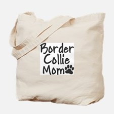 Border Collie MOM Tote Bag