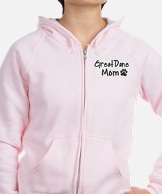 Great Dane MOM Zipped Hoody
