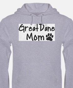 Great Dane MOM Hoodie Sweatshirt