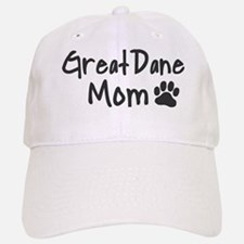 Great Dane MOM Baseball Baseball Cap