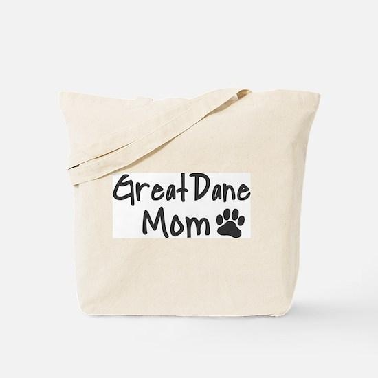 Great Dane MOM Tote Bag