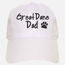 Great Dane DAD Baseball Baseball Cap
