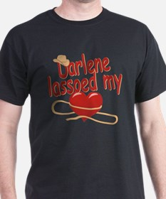 Darlene Lassoed My Heart T-Shirt