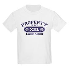 Labrador PROPERTY T-Shirt