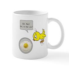 Chicken Fried Egg Humor Mug