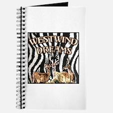 Cute Whitetail Journal