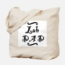 Lab DAD Tote Bag