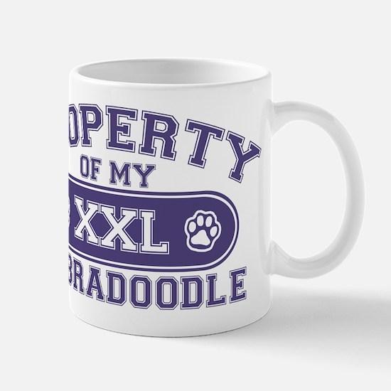 Labradoodle PROPERTY Mug
