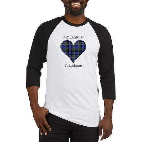 Heart - Colquhoun Baseball Jersey