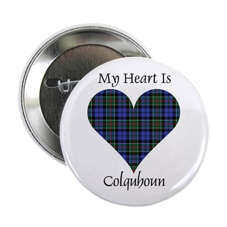 "Heart - Colquhoun 2.25"" Button (10 pack)"
