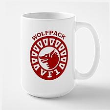 VF 1 Wolfpack Large Mug