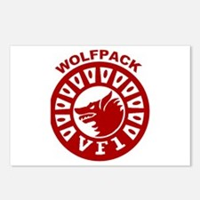 VF 1 Wolfpack Postcards (Package of 8)