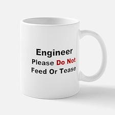 Engineer: Please Do Not Feed Mug