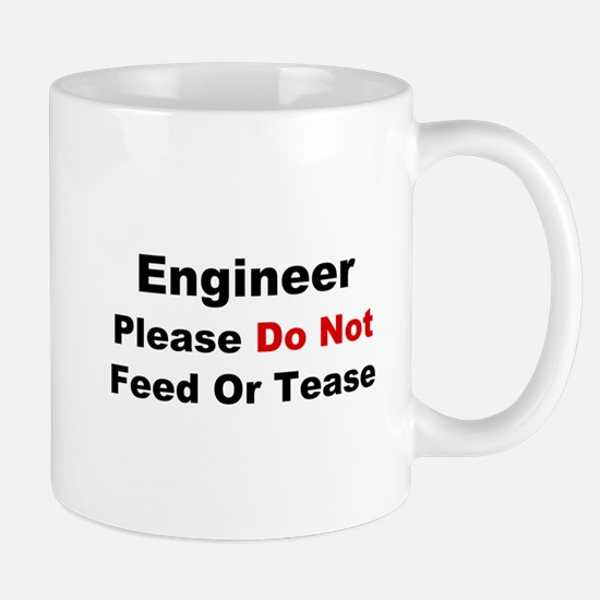 Engineer: Please Do Not Feed Mug