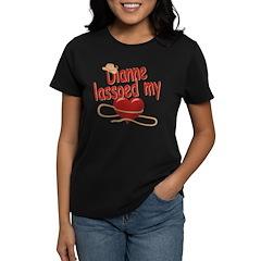 Dianne Lassoed My Heart Tee