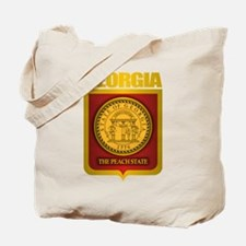 """Georgia Gold"" Tote Bag"