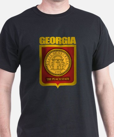 """Georgia Gold"" T-Shirt"