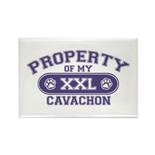 Cavachon PROPERTY Rectangle Magnet