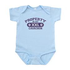 Cavachon PROPERTY Infant Bodysuit