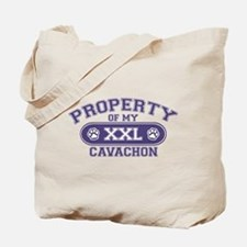 Cavachon PROPERTY Tote Bag