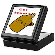 Got Shine? Keepsake Box