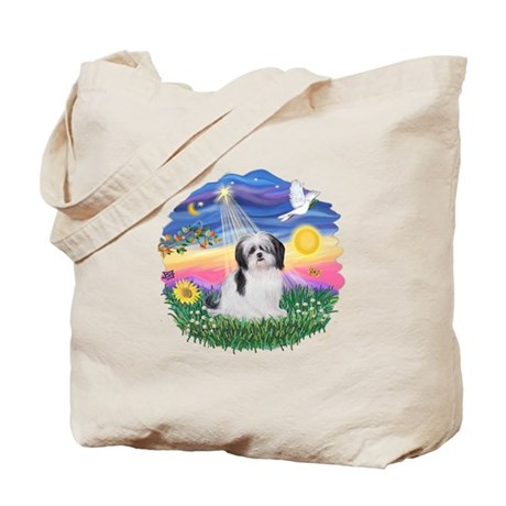 Twilight-ShihTzu#1 Tote Bag
