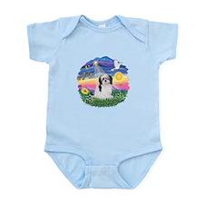 Twilight-ShihTzu#1 Infant Bodysuit