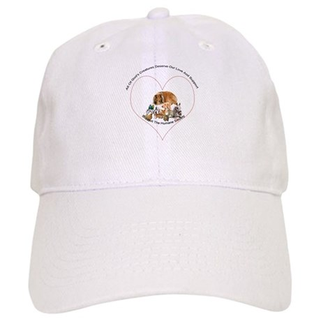 Humane Society Support Cap