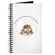 Humane Society Support Journal