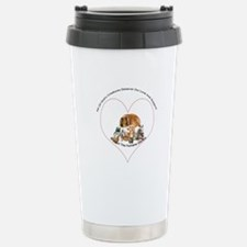 Humane Society Support Stainless Steel Travel Mug
