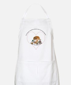 Humane Society Support Apron