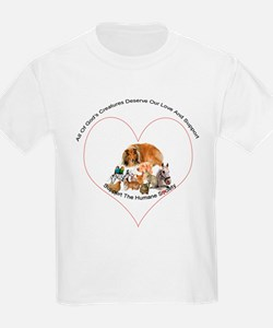 Humane Society Support T-Shirt
