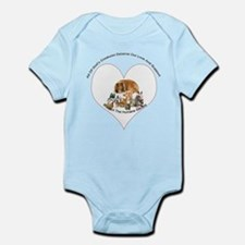 Humane Society Support Infant Bodysuit