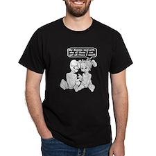 Show & Tell - Hers Black T-Shirt