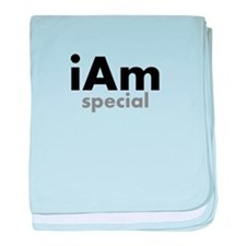 iAm Special baby blanket