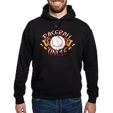Baseball Uncle Hoodie