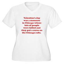 Chicago Valentine T-Shirt