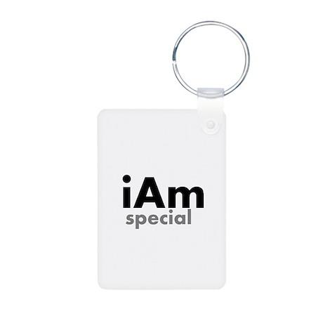 iAm Special Merchandise Aluminum Photo Keychain