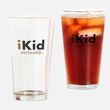 iKid Shirts & Merchandise Drinking Glass