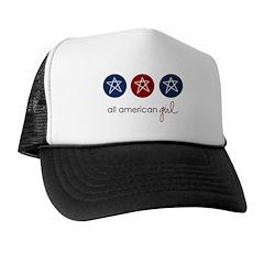all american girl Trucker Hat