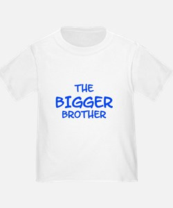 The Bigger Brother Toddler Tee