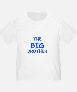 The Big Brother Toddler Tee