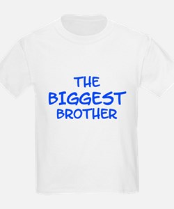The Biggest Brother Kids Tee