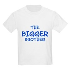 The Bigger Brother Kids Tee