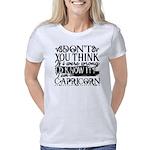 ROBOTICS Organic Women's Fitted T-Shirt (dark)