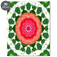 Fiery Rose Calliope Puzzle