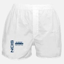 NCIS Gibbs' Rule #45 Boxer Shorts
