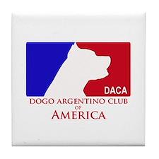 Tile Dogo Coaster