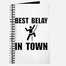 Best Belay Journal