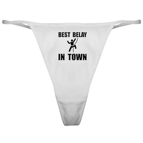 Best Belay Classic Thong